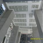 12.Intall_ceiling_at_lobby_pavillion