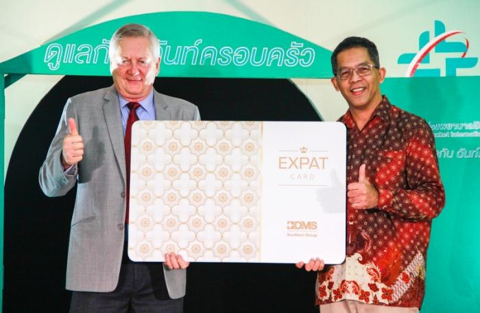 Phuket International Hospital launches new services, expat card